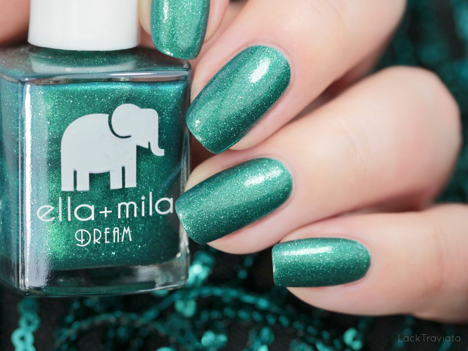 ella+mila • emerald memories • Dream Holiday Collection 2018