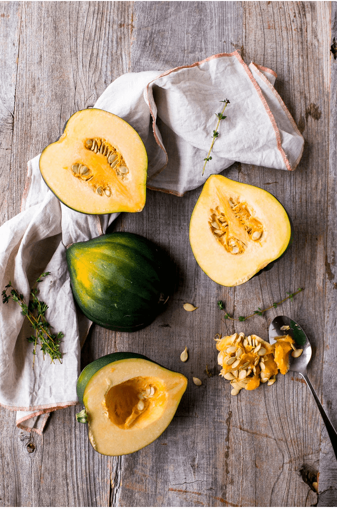 Wondering how to cook spaghetti squash? This healthy easy recipe is vegetarian and low carb. It's Weight Watchers friendly, too!