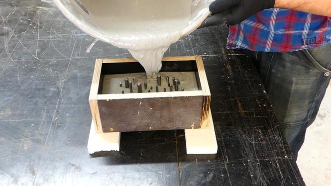 DIY Bienenhotel selber bauen