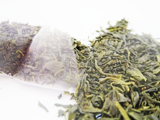 有機緑茶「豊穣」