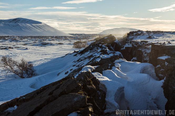 Hverfjall,Dimmuborgir,iceland,tipps,car,winter,february,north,myvatn,Grjotagjá