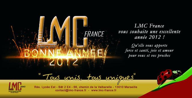 bonne annee 2012 lmc france Agenda cml leucemie myeloide chronique lmc cml leukemia leucémi