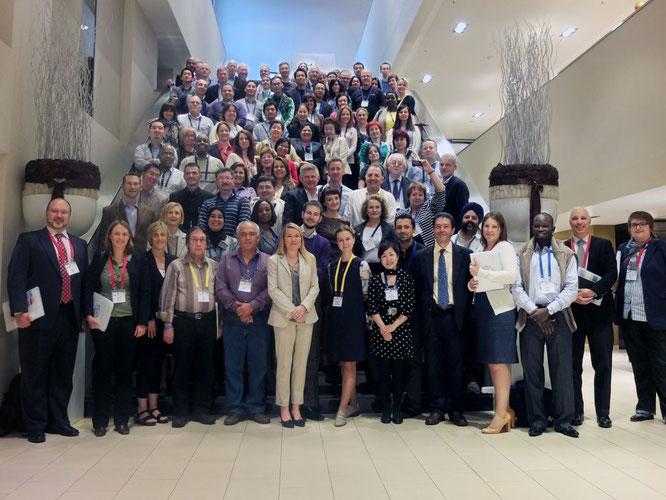 leukemia leucemie CML Horizons 2012 global meeting CML Advocates Network lmc France Novartis Bristol-Myers Squibb Pfizer Ariad MYELOIDE CHRONIQUE