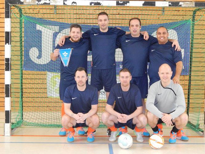 Futsal Olympia Haarlem (Foto: Irma Schlothauer)