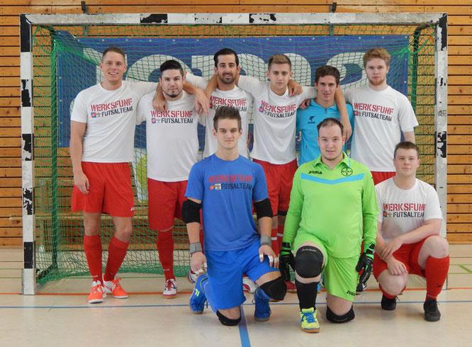 Bayer 05 Uerdingen Futsal II (Foto: Irma Schlothauer)