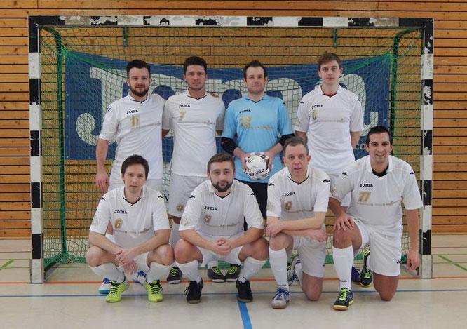 Futsalicious Essen (Foto: Irma Schlothauer)