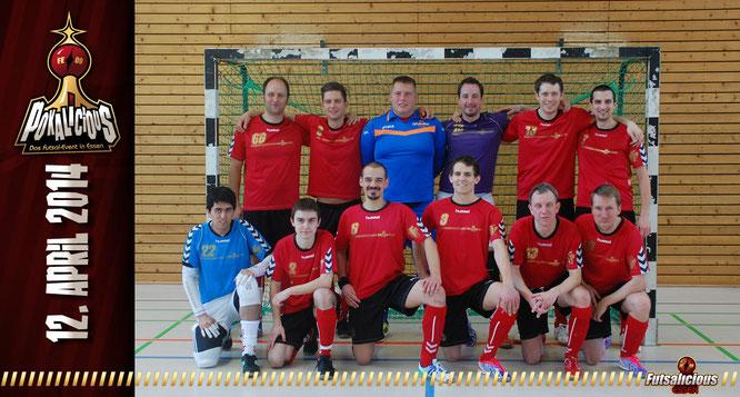 Futsalicious Essen (Foto: Valchev / Grafikdesign: Berger)