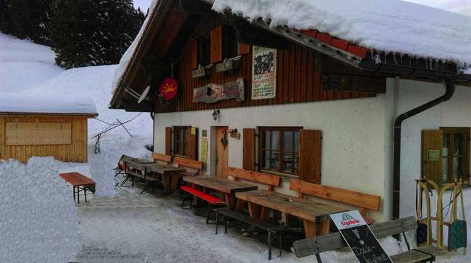 Alpe Stubental Jungholz