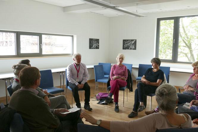 Workshop mit Hans Karl Müller © FMF.digital