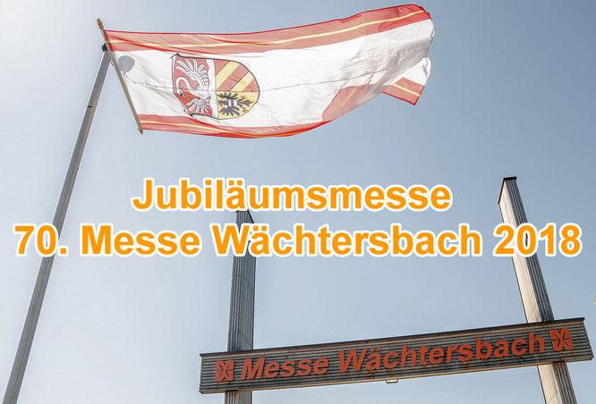 70. Messe Wächtersbach 2018 - Jubiläumsmesse © Friedhelm Herr/rheinmainbild.de