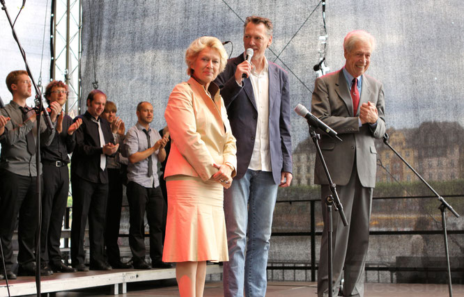 Deutsches Chorfest 2012 in Frankfurt © Fpics.de/Klaus Leitzbach