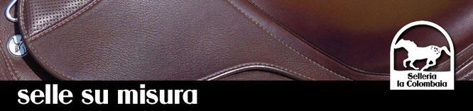 servizio di misurazione e saddle fitting, selle su misura