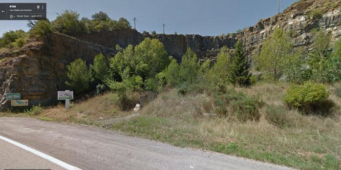 Carrière de la Tour près d'Alés, Costanzo veut la ré-ouvrir.
