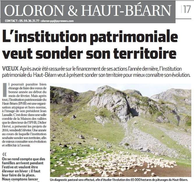 République des Pyrénées, Jean Lassalle et Didier Hervé