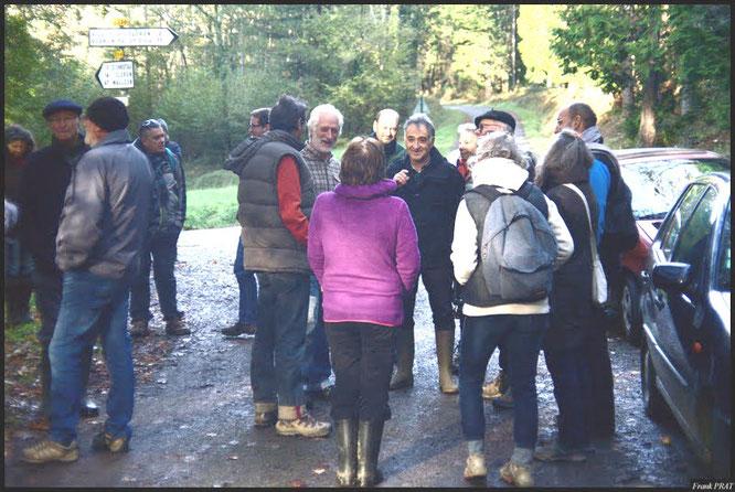 Soutien du Photo Club de Nay pour protéger la forêt du Bager d'Oloron
