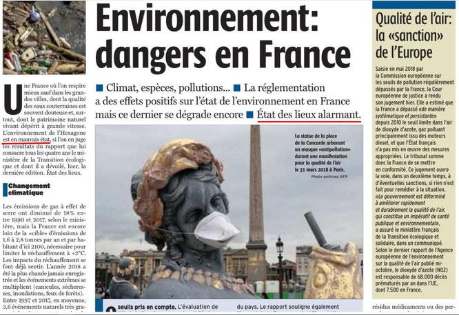 La forêt du Bager d'Oloron doit être sauvegardée, elle participe au piégeage du carbonne et préserve nombre d'espèces en danger de disparition : saumon, desman, euprocte....