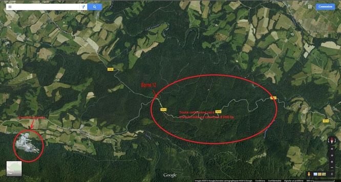 200 ha de forêt partiront en fumée si l'on ne bouge pas à Oloron et région.