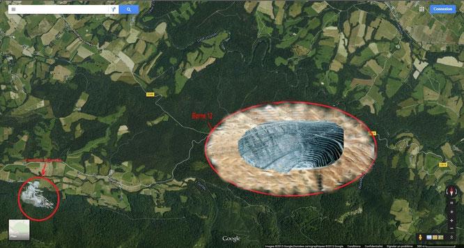 Forêt d'Oloron sera détruite, elle n'existera plus !