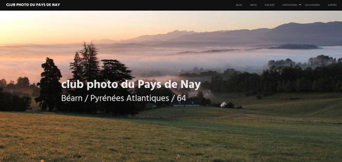 Le site du Club de Photo du Pays de Nay - Partenaires ACCOB