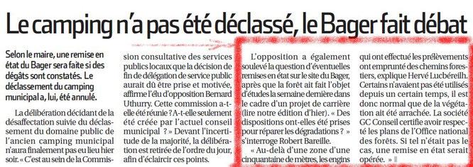Qui dit la vérité à Oloron Mairie en CM : Costanzo ou Lucbhereilh ?