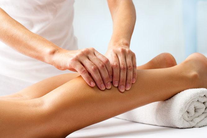 Klassische Massagebehandlung