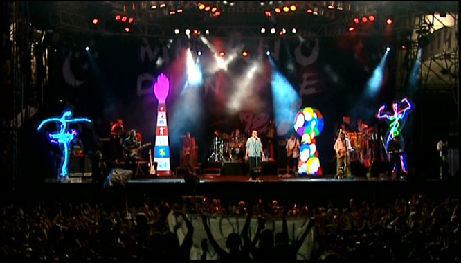 Palco Tour '98