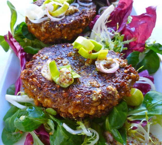 bønner oppskrift vegetarburger