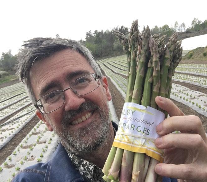 Fra asparges på våren til kålrot på vinteren, det er norsk høsttakkefest hele året.