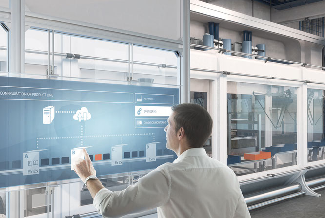 Digitalisierung und Industrie 4.0 bieten großes Potenzial an höherer Prozess- und Produktqualität