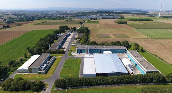 Ebbecke (Luftbild Anlage)