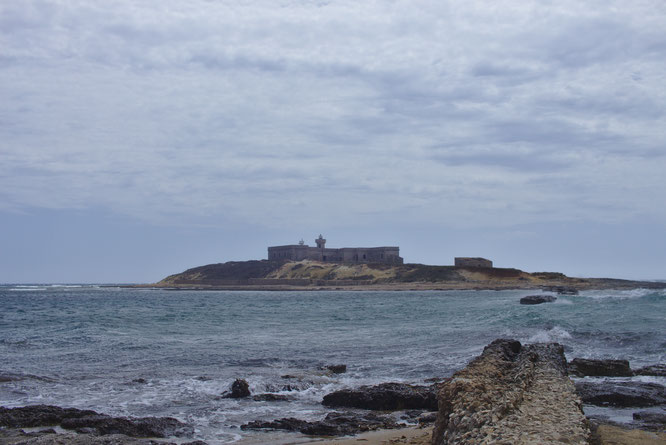 Siziliens Südlichster Punkt: Isola delle Correnti