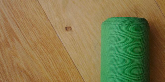 fluegelwesen.de - mit yoga anfangen - Tipps für Yogamatte und Yogahose