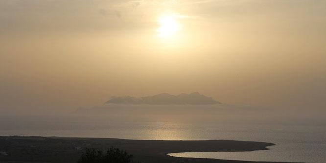 fluegelwesen.de - Die schönsten Sonnenuntergänge - Reise-Tipps Favignana, Sizilien