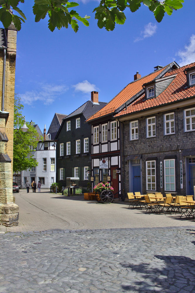 Malerisches Goslar - fluegelwesen.de