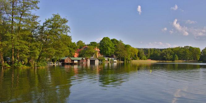 Feldberger Seenlandschaft - fast wie in Skandinavien - fluegelwesen.de