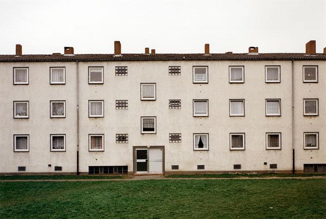 ハウス,Thomas Ruff/VG Bild-Kunst, Bonn 2016,金沢21世紀美術館サイトより