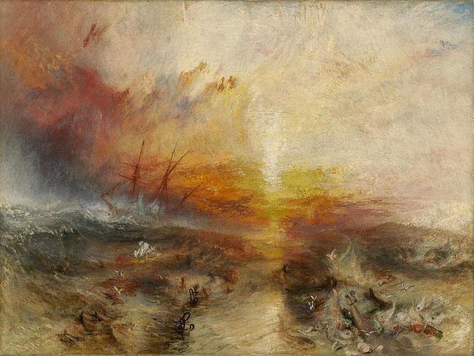 《奴隷船》1840年