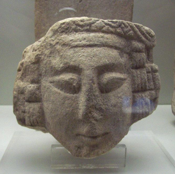 紀元前3~2世紀のイベリア女性彫刻