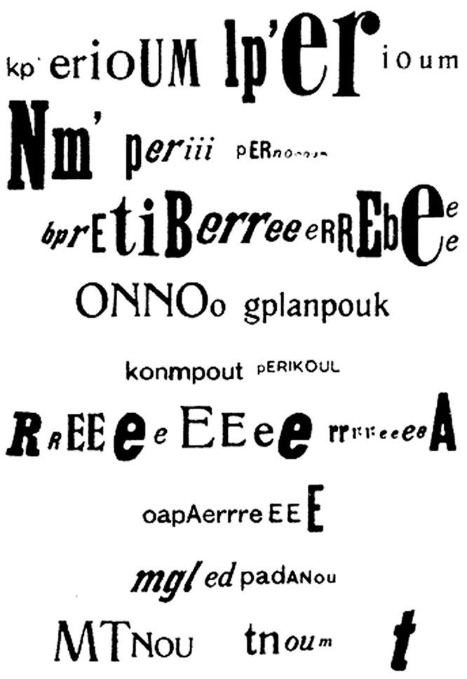 「The phoneme kp' erioUM」(1919年)