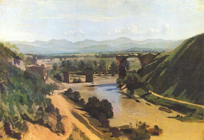 《ナル二の橋》1826年