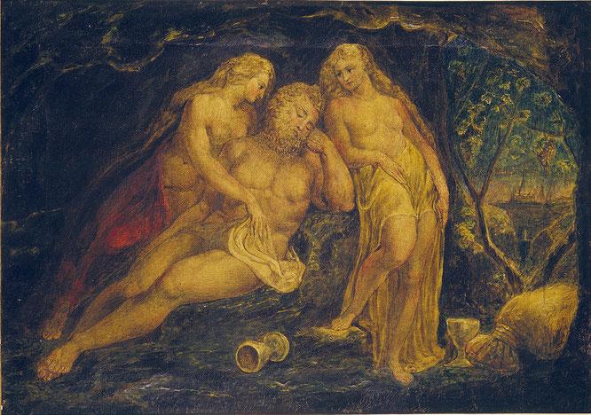 『ロトとロトの娘』1800年