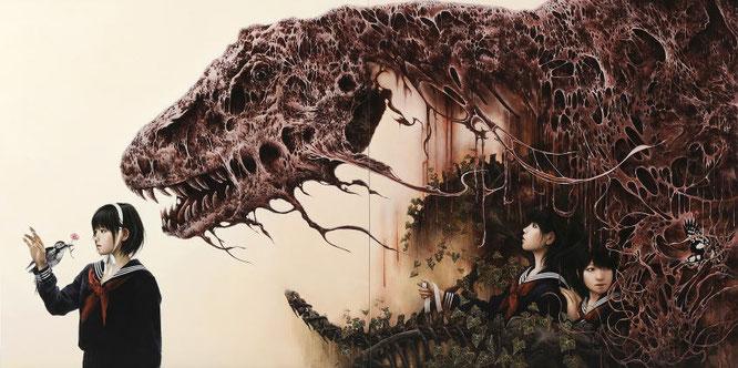 篠原愛「ゆりかごから墓場まで」(2011年)