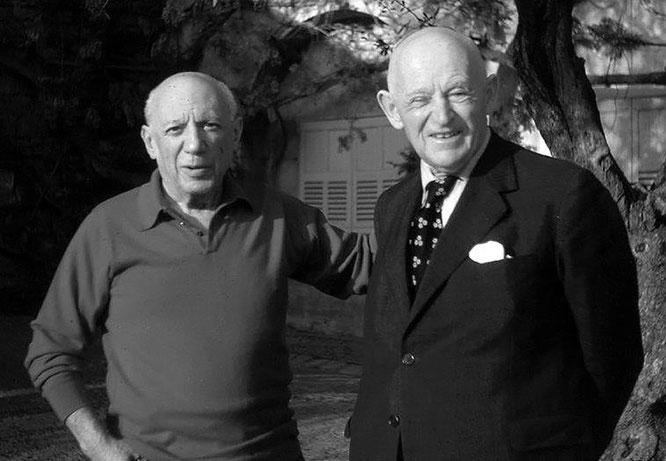 パブロ・ピカソやジョルジュ・ブラックらのキュビスムを中心とした前衛芸術の画商として名を馳せたカーンワイラーは現代美術におけるギャラリストの先駆けともいわれる新しい美術市場システムを作った。