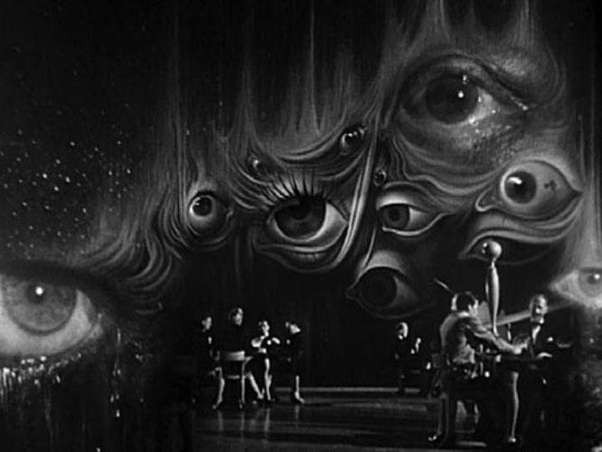 【作品解説】サルバドール・ダリ「白い恐怖」の夢のシーン白い恐怖 /Spellbound