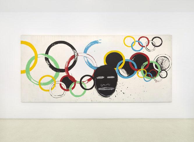 Olympic Rings, 1985
