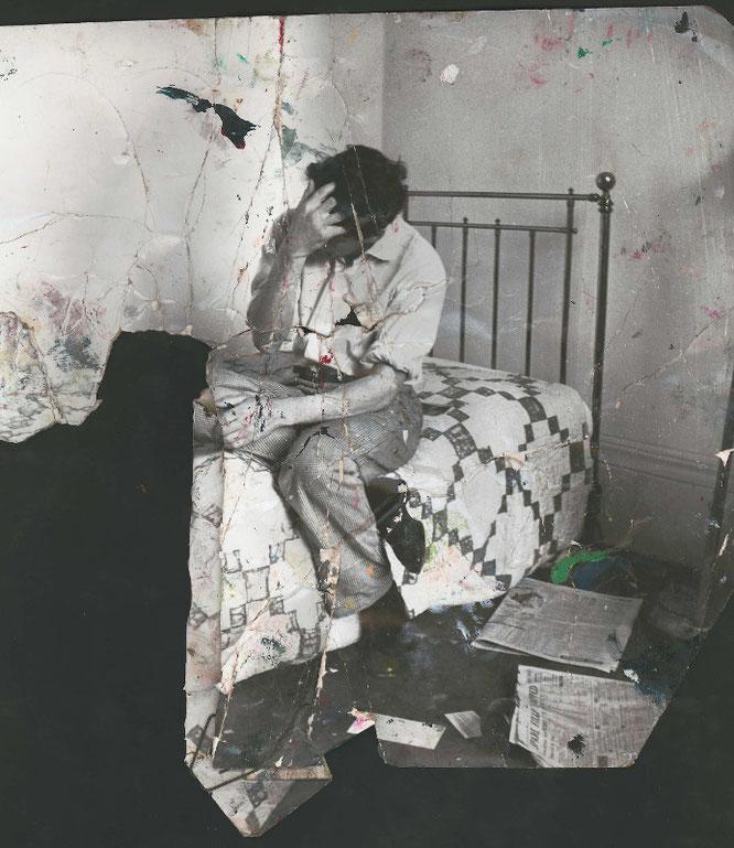 ジャン・ディーケンが1964年に撮影したフロイドの写真