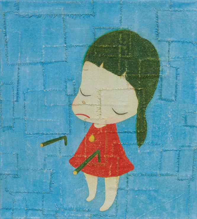 奈良美智《魔女》1999年