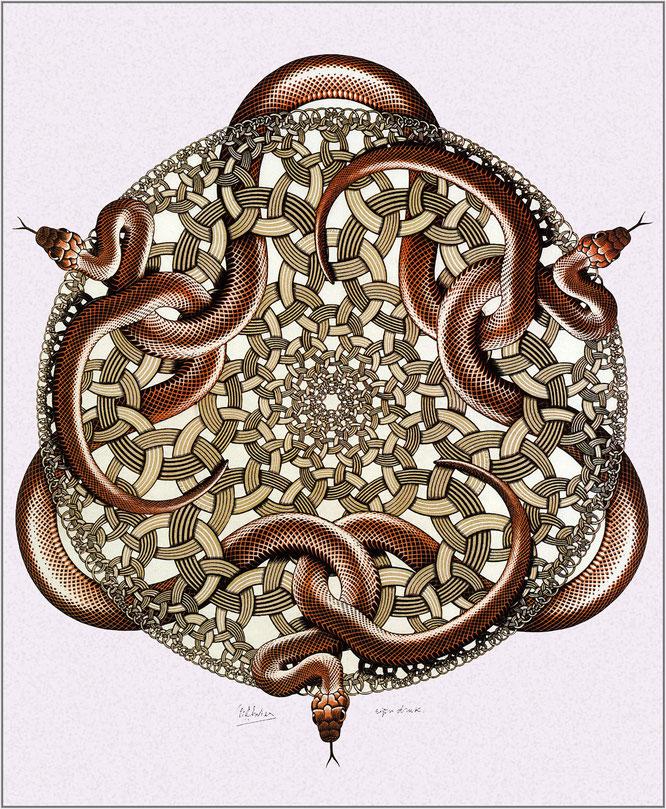《蛇》1969年