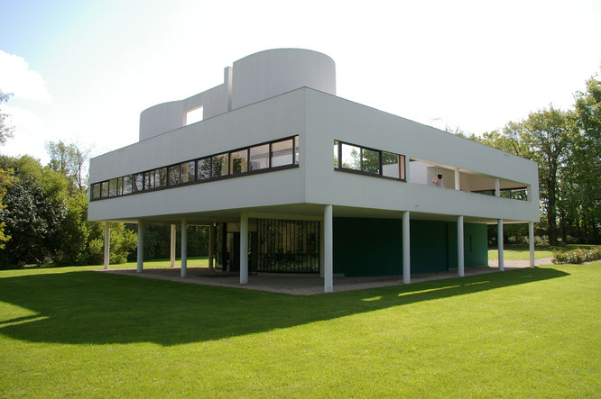サヴォア邸(1931年)