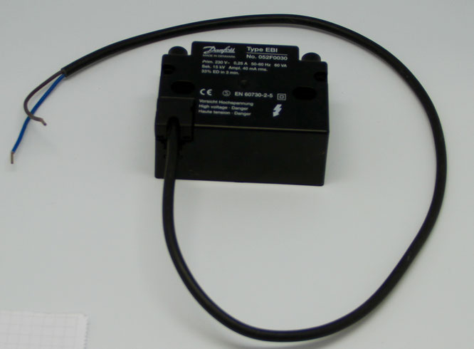ignition transformer EBI